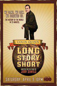 Colin Quinn Long Story Short