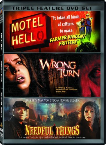 Wrong turn full movie in english