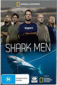 National Geographic Shark Men Surfs Up