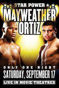 Mayweather vs Ortiz Main Event PPV