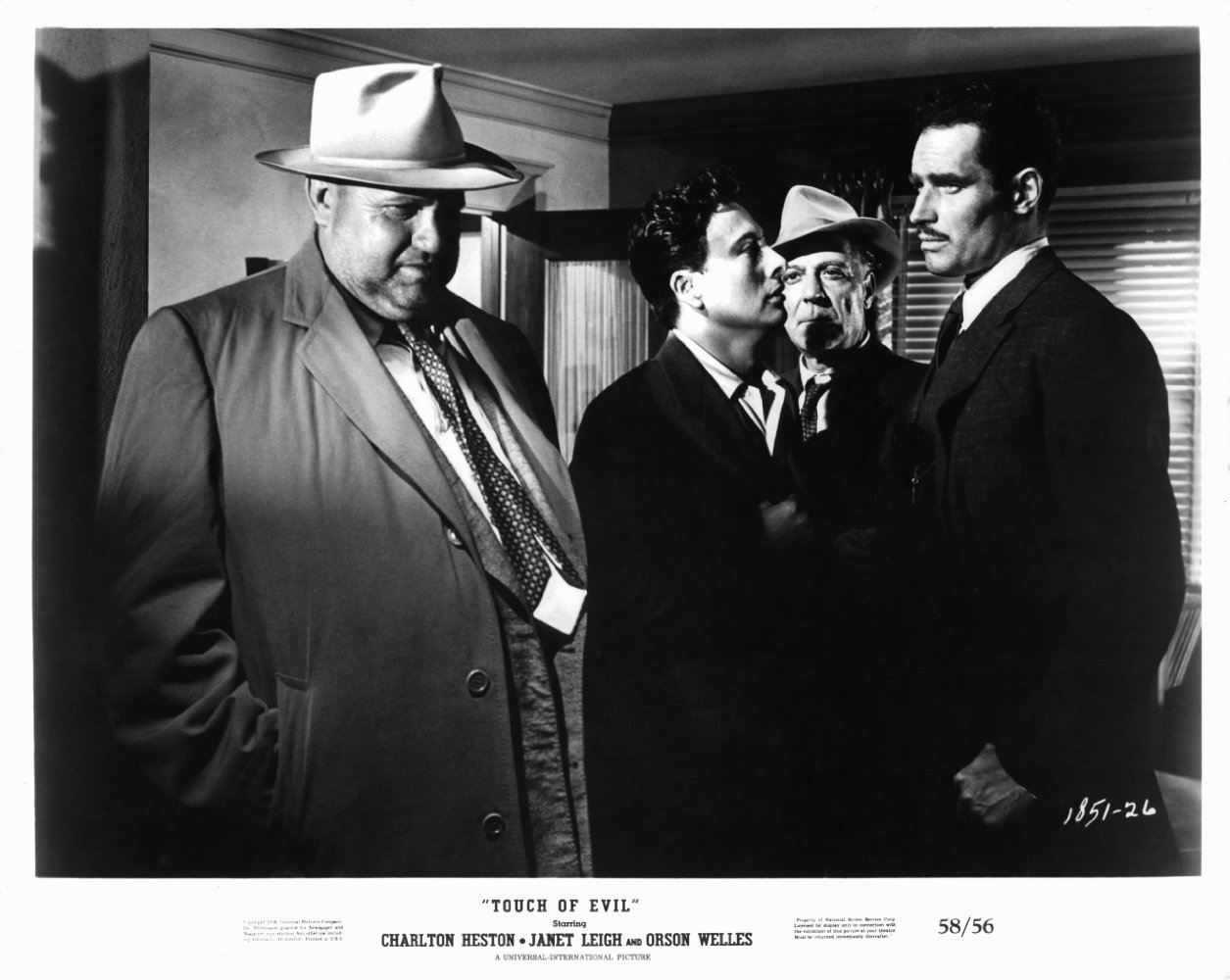 Watch Touch of Evil 1958 full movie online or download fast