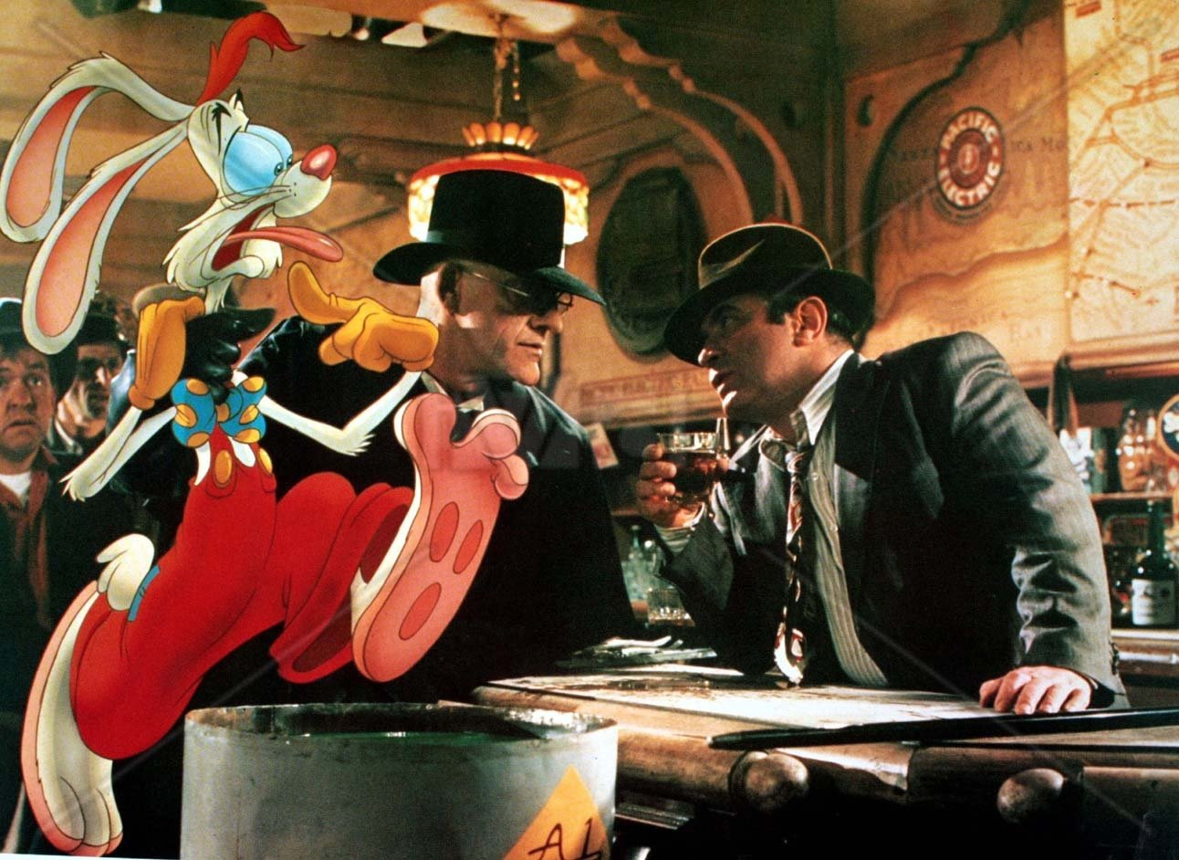 Watch Who Framed Roger...