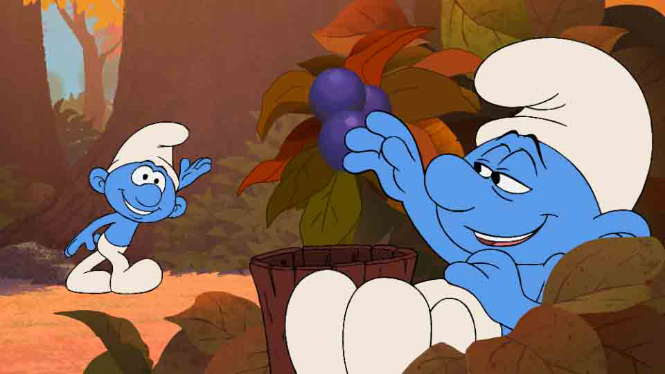 Watch The Smurfs The Legend Of Smurfy Hollow 2013 Full