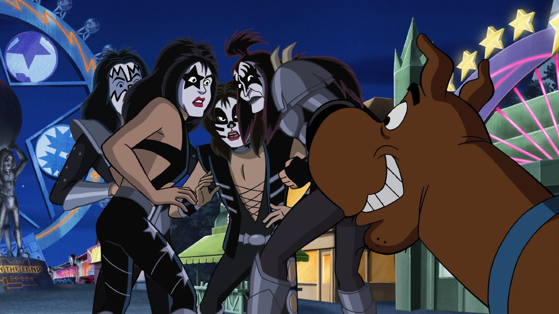 Watch Scooby Doo And Kiss Rock And Roll Mystery 2015