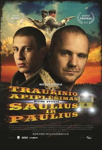 How Saul and Paul Robbed Them All (Traukinio apiplesimas kuri ivykde Saulius ir Paulius)