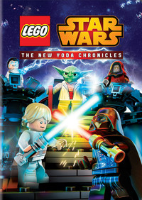 The New Yoda Chronicles: Escape from the Jedi Temple