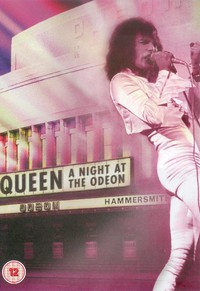 Queen: The Legendary 1975 Concert (A Night at the Odeon. Hammersmith 1975)