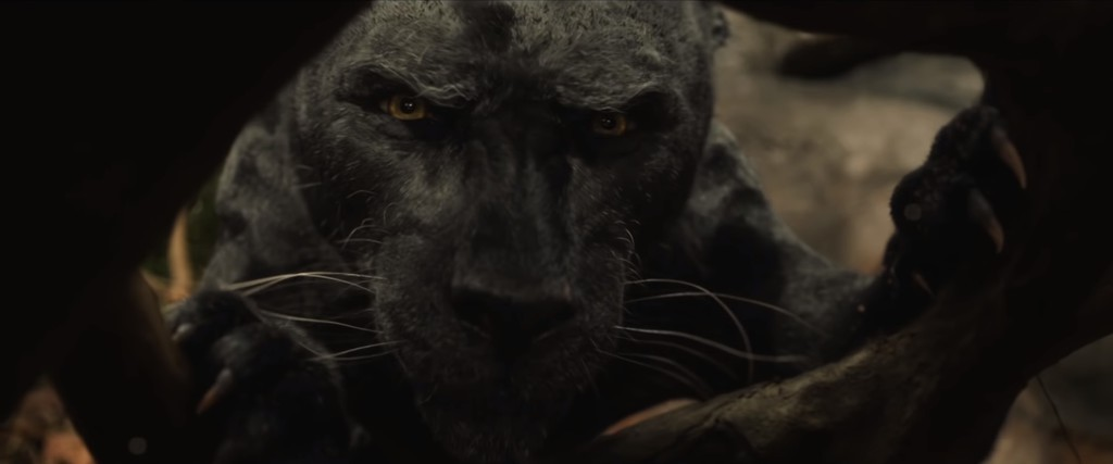 In Jungle Book Who Is Bhoot - 0425