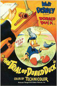 The Trial of Donald Duck