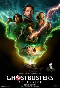 Ghostbusters 3: Afterlife (Ghostbusters 2020: Rust City)