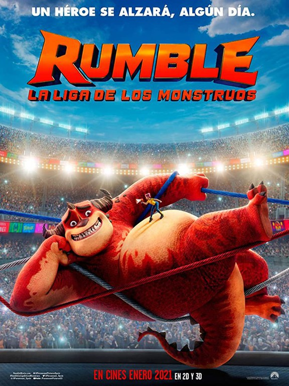 Watch Rumble 2021 full movie online or download fast