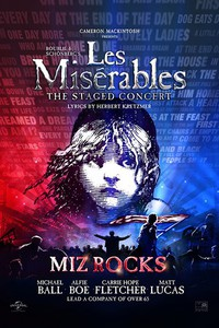 Les Miserables: The All-Star Staged Concert of the Legendary Musical