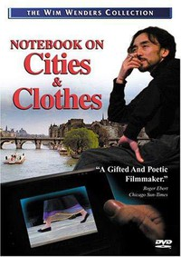 A Notebook on Clothes and Cities