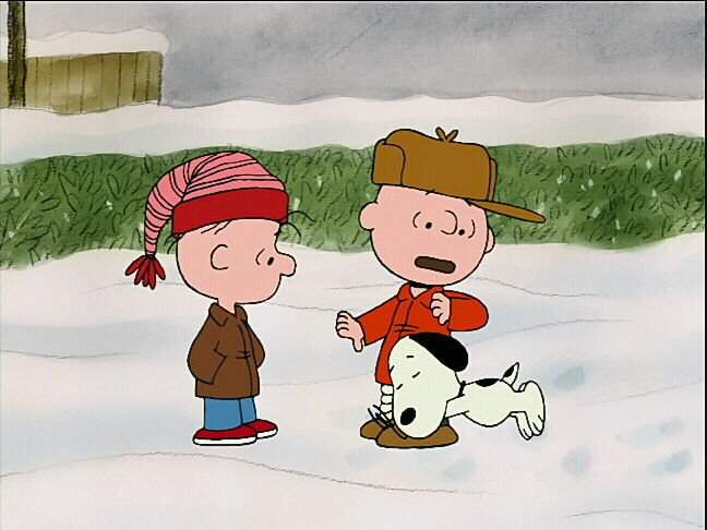 Watch I Want a Dog for Christmas, Charlie Brown 2003 full movie ...