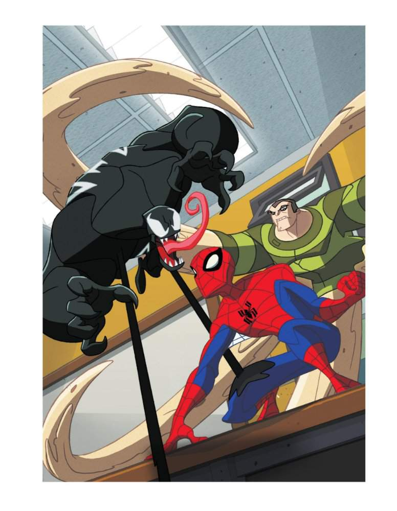 Watch The Spectacular Spider-Man 2008 full movie online or