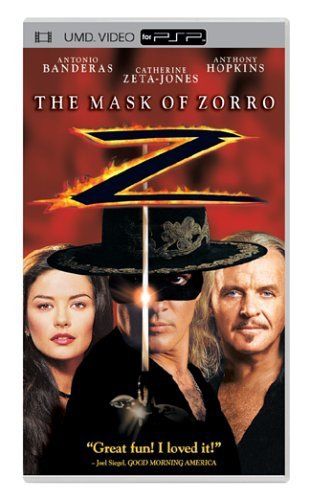 watch the mask of zorro 1998 full movie online or download