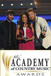 The 45th Annual Academy of Country Music Awards