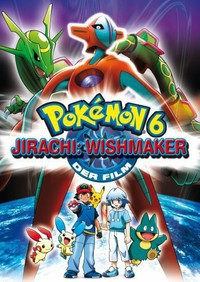 Pokemon 6: Jirachi - Wish Maker