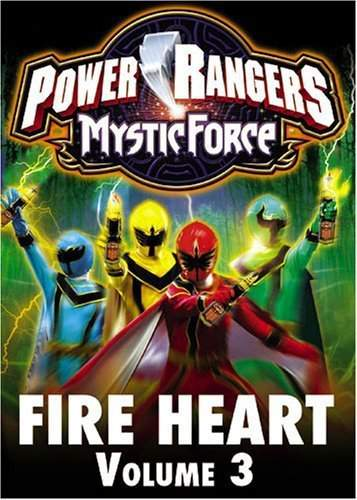 Watch Power Rangers Mystic Force 2006 full movie online or