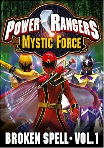 Power rangers mystic force full movie free download