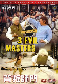 The Master (3 Evil Masters)