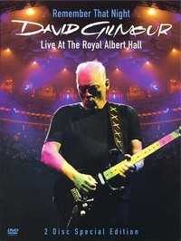 David Gilmour Remember That Night
